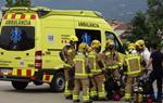 Dos treballadors morts en una deflagració en una benzinera a Sant Sadurní d'Anoia