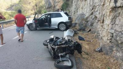 Detingut el conductor que va provocar l'accident mortal a Castellet i la Gornal quan conduïa drogat