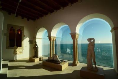El Museu de Maricel reobrirà el dia 1 i suma onze obres a la seva col·lecció permanent. Museus de Sitges