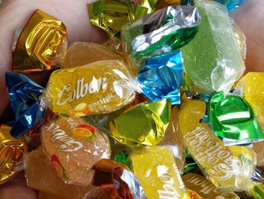Els caramels de les cavalcades de Reis a Calafell són sense gluten