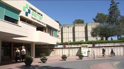 Tres noves morts a l'hospital de Sant Camil, però continuen augmentant les altes hospitalàries