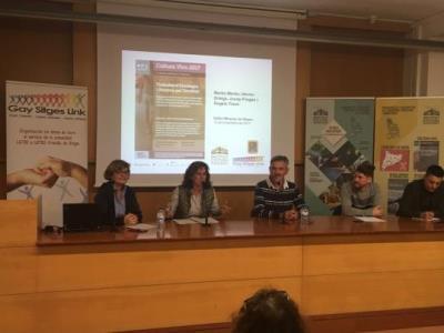 Es presenta la recerca antropològica sobre la comunitat LGTBI de Sitges. Ajuntament de Sitges