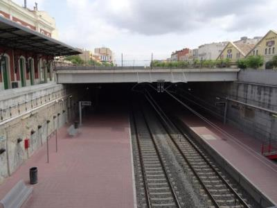 Estació de Vilafranca del Penedès. Ramon Filella