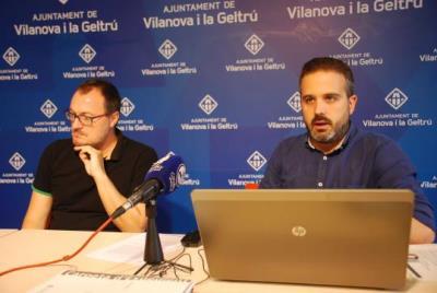 Juan Luis Ruíz i Gerard Llobet. Míriam de Lamo