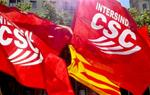 La Intersindical-CSC. Eix