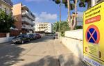La nova zona verda d'aparcament de Ribes Roges estarà en marxa a finals de juliol