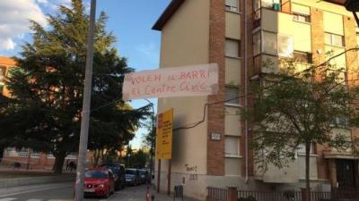 La plataforma Gent del Barri de l'Espirall denuncia a la sindicatura