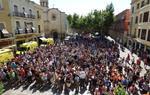 Minuts de silenci de rebuig a l'atemptat terrorista de Barcelona. Vilafranca del Penedès