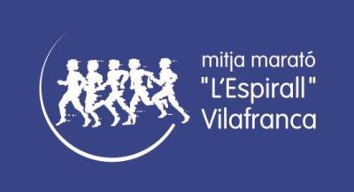 """Mitja Marató """"l'Espirall"""" Vilafranca. Eix"""