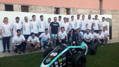 Presentació del Vilanova Fórmula Team . Ajuntament de Vilanova