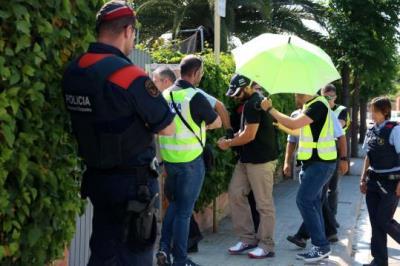 Reconstrueixen el crim del pantà de Foix amb els dos urbans detinguts. ACN