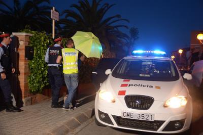 La guàrdia urbana que hauria assassinat la seva parella a Vilanova diu que el va enverinar abans