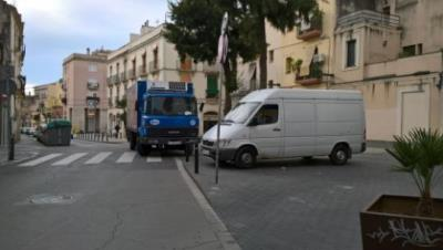 Veïns del nucli antic de Vilanova denuncien