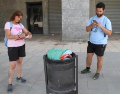 Vilanova torna a apostar per la contractació d'agents cívics per combatre les bretolades. Ajuntament de Vilanova