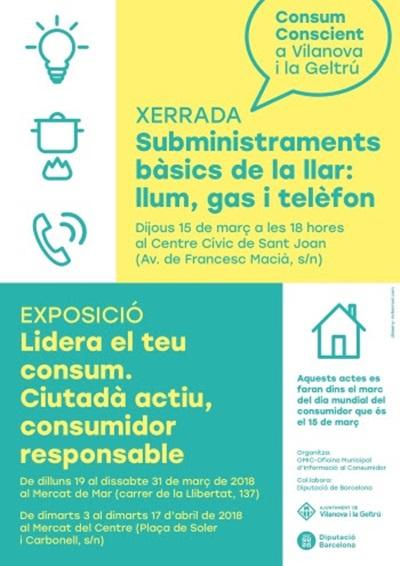 Dia Mundial del Consumidor a Vilanova