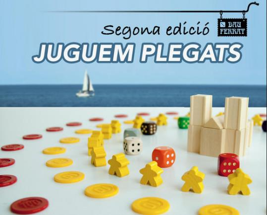 II Edició de Juguem Plegats