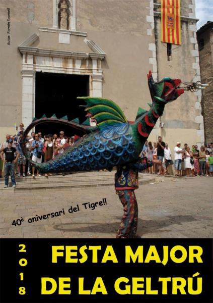 Festa Major de la Geltrú 2018