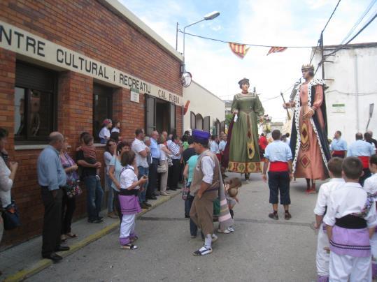 Festa Major a Cal Rubió