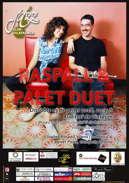 Concert de gener Jazz Club Vilafranca