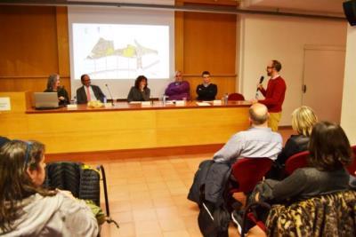 Ajuntament, propietaris i ambientalistes exhibeixen el seu consens en la preservació del Parc de Santa Bàrbara. Ajuntament de Sitges