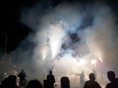 Arrenca amb força la festa major de Canyelles. Ajuntament de Canyelles