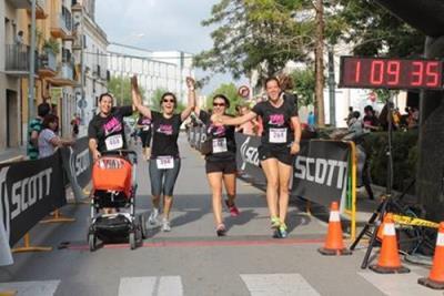 Bon ritme d'inscripcions a les 4 Milles Femenines, l'única cursa i caminada femenina del Garraf i Penedès. EIX