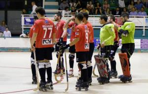 CE Vendrell - CH Palafrugell