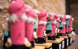 El Castell de Cubelles acull l'entrega de premis a les millors colles del carnaval 2018