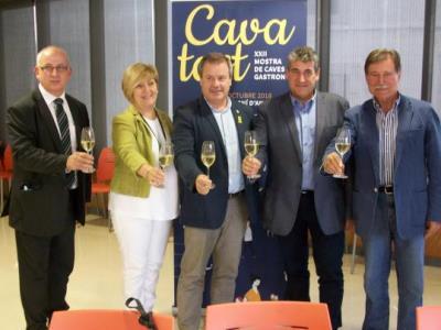 El Cavatast reunirà 51 expositors en un edició en la que es preveuen més de 35 mil visitants. Ramon Filella
