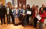 El cos de la Policia Local de Sant Pere de Ribes va celebrar dimarts el Dia de la Policia amb el reconeixement a mèrits i trajectòries dels agents