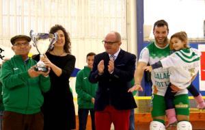 El CP Calafell guanya la Copa de la Princesa