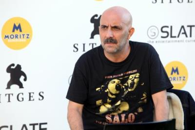 El director de la pel·lícula 'Clímax', Gaspar Noé, al Festival de cinema de Sitges, el 5 d'octubre del 2018. ACN