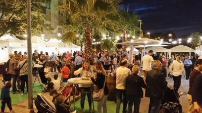El Mercat del Caval i la Tapa endinsa Roquetes aquest cap de setmana en la promoció dels productes de proximitat. Ajt Sant Pere de Ribes