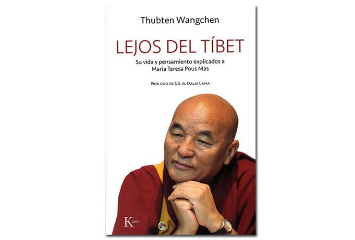 Imatge coberta de 'Lejos de Tibet'. Eix