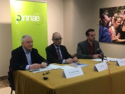 La Fundació Pinnae obre una nova convocatoria d'ajuts per a projectes socials a la Vegueria Penedès. Caterina Tallón