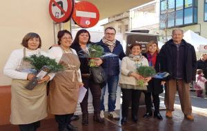La segona Festa de l'Espigall reparteix a Vilanova més de 600 degustacions
