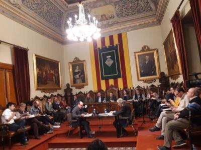 L'Ajuntament de Vilafranca aprova posar en marxa el seu primer pla local LGTBI. Roger Vives