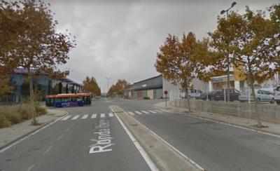 L'Ajuntament sol·licita subvenció a la Diputació de Barcelona per millorar els polígons industrials de Vilanova. Google Maps