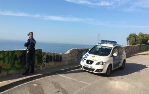L'Armada Espanyola desactiva diversos projectils de la Guerra Civil a Sitges