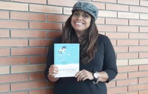 L'escriptora Lola Rojas