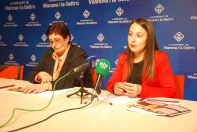 Nou servei d'habitatge per a gent gran víctima del maltractament a Vilanova. Míriam de Lamo
