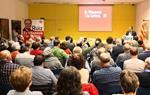 Presentació de l'alcaldable del PSC a Vilanova i la Geltrú
