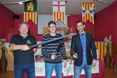 Presentada la VII Fira Medieval de Cubelles. Ajuntament de Cubelles