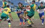RC Sitges - INEF Lleida Rugby. Jaume Andreu