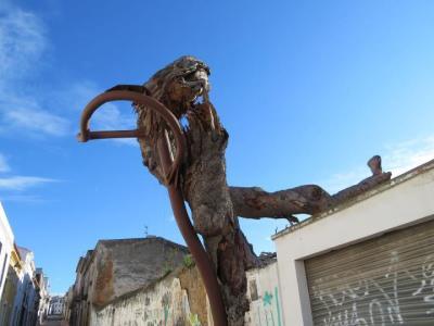 Ribes prepara els actes de commemoració de la caiguda del pi del Carrer del Pi. Ajt Sant Pere de Ribes