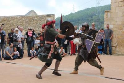 Sarroca Medieval 2018. Ajt Sant Martí Sarroca