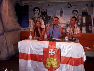 Sitges inicia els actes previs de la Festa Major. Ajuntament de Sitges