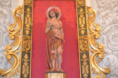 Tot a punt per a les festes de l'ermita de Sant Sebastià de Sitges. Ajuntament de Sitges