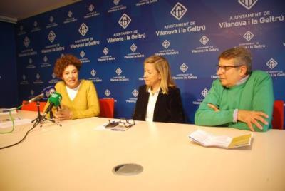 Vilanova reunirà més de 200 professionals de la salut a la I Jornada de vacunes en pediatria d'atenció primària. Ajuntament de Vilanova