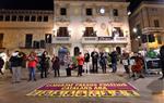 Centenars de persones es manifesten a Vilafranca per denunciar el trasllat dels presos i exigir-ne la llibertat